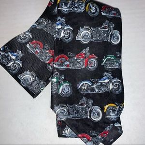 ADDICTION Motorcycle Tie